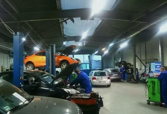 Niezależny Serwis Ford FordSlawek ul.Grota Roweckiego 49a Katowice-Zarzecze 40-748