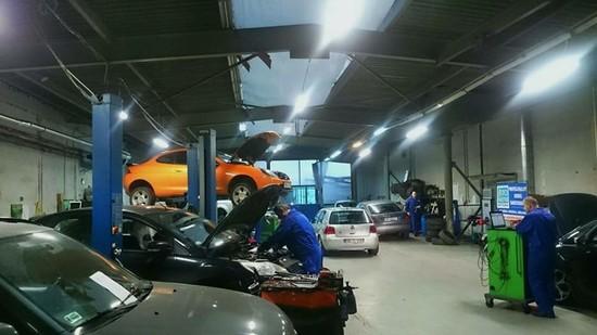 Niezależny Serwis FORD i BMW  FORDSŁAWEK KATOWICE Katowice