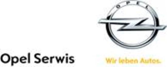 Logo Autoryzowanego Serwisu OPEL