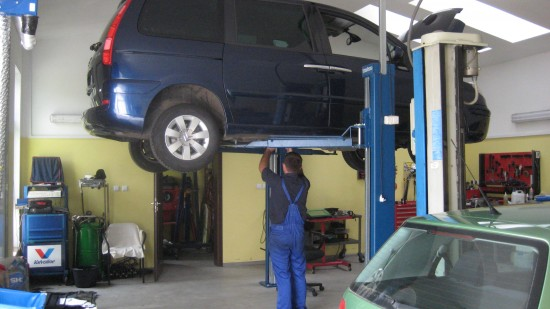 ANMAR - Centrum Diagnostyki i Mechaniki Samochodowej Szczecin