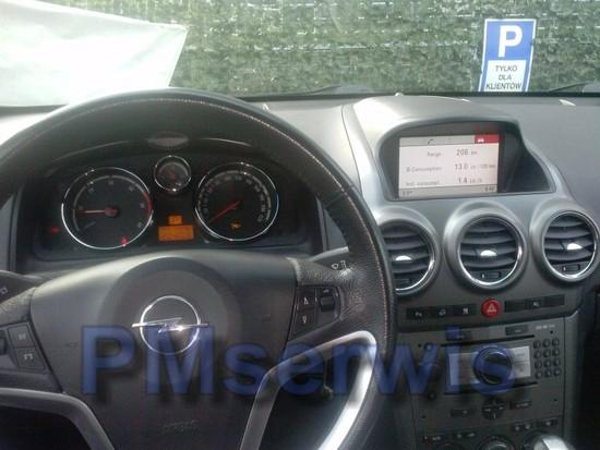 Opel diagnostyka komputerowa