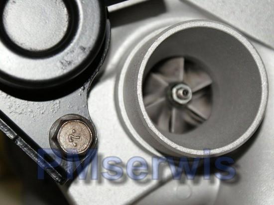 Regeneracja turbospręzarki