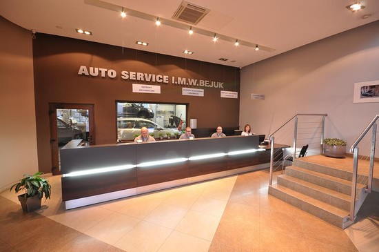 Auto Service I.W. Bejuk S.C.