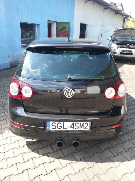 VW Golf V R32 DSG Full Serwis