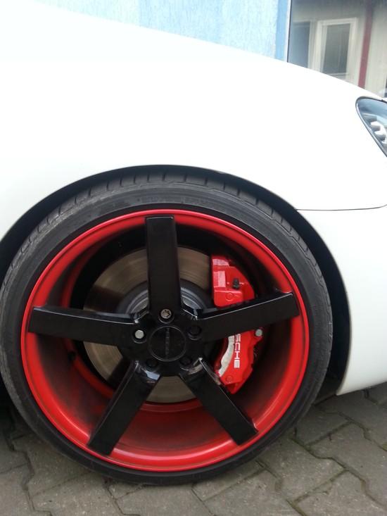 VW Golf VI GTI zmiana kodowania pompy ABS + odpowietrzenie zestawu BREMBO