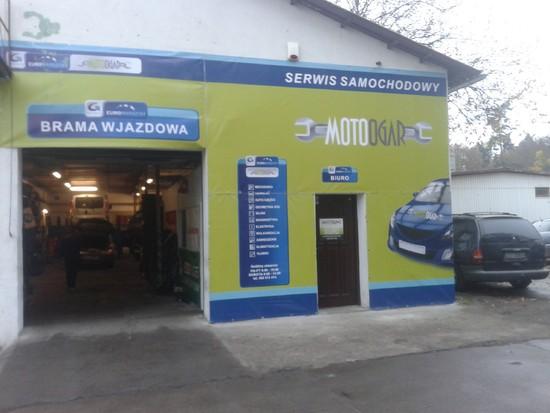 MotoOgar autoserwis Szczecin