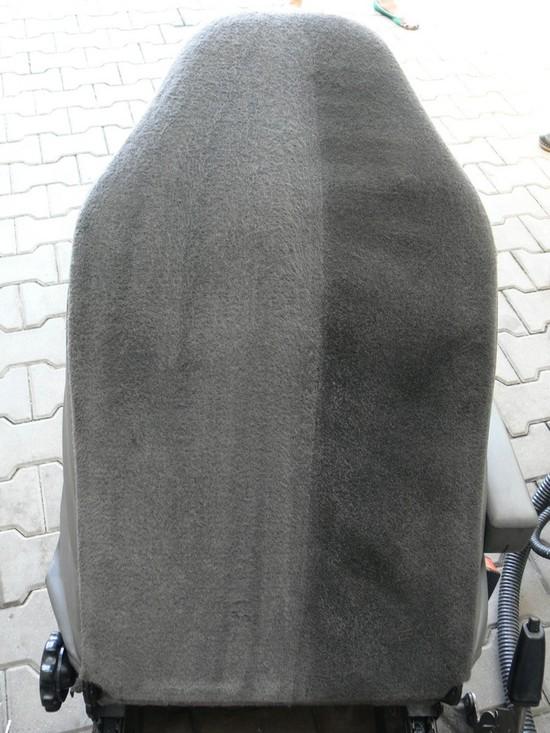 parowe pranie foteli