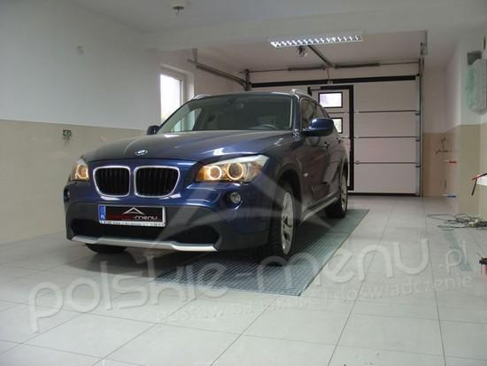BMW X1 Montaż