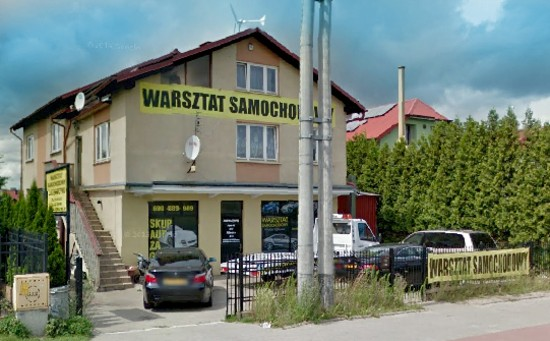 ALLDECOR Warsztat Blacharstwo Lakiernictwo Mechanika Rumia