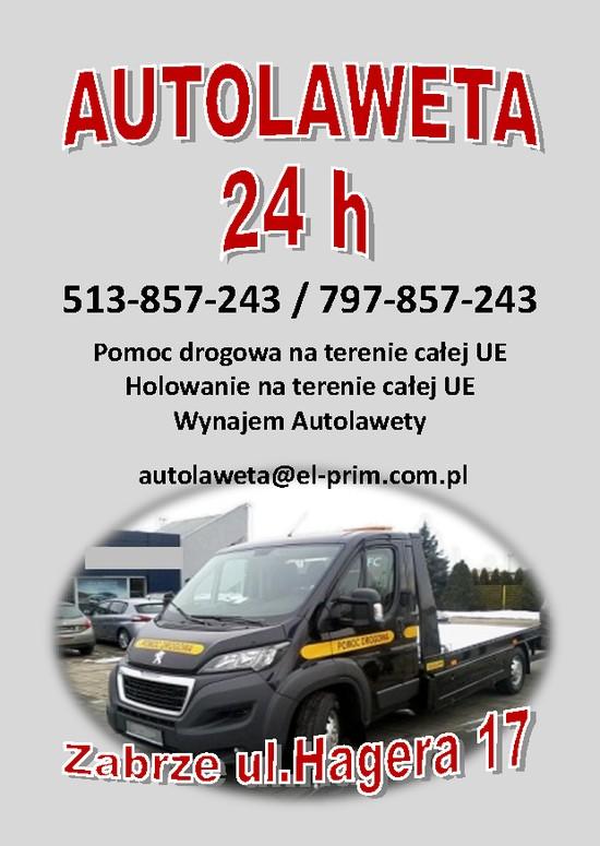 Własna Pomoc Drogowa UE !!!