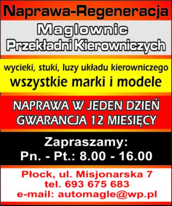 Auto-Magle Ulotka