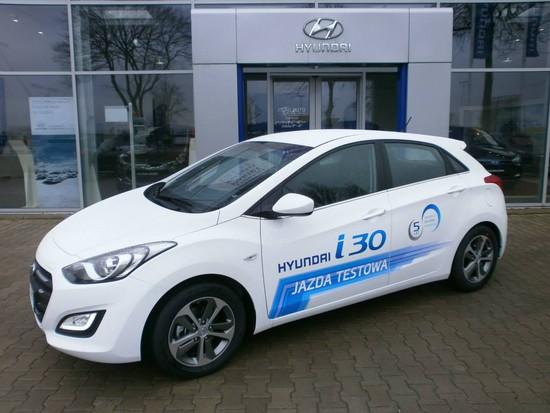 Samochod demonstracyjny Hyundai i30