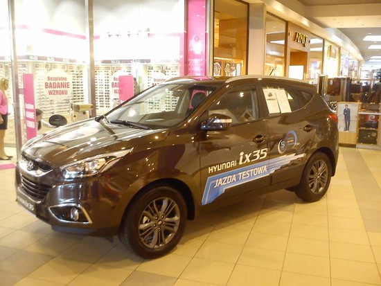 Hyundai ix35 na zakupach