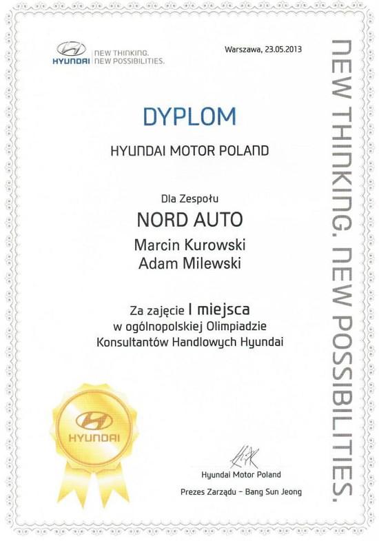 Hyundai Białystok - kompetetni ludzie to podstawa.
