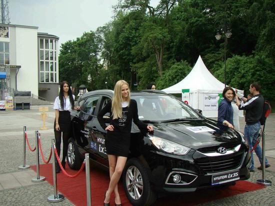 Hyundai ix35 model