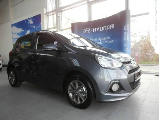 Hyundai i10 - zapraszamy do porównań z konkurencją.