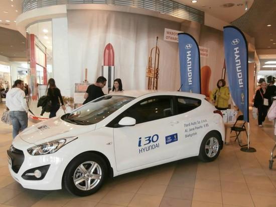 Hyundai Białystok w Galerii