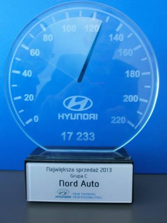 Hyundai Białystok - wyróznienia
