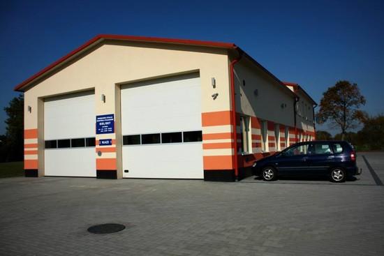 Budynek Okręgowej Stacji Kontroli Pojazdów
