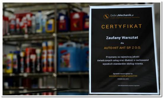 Auto-Hit Tychy Zaufany Warsztat