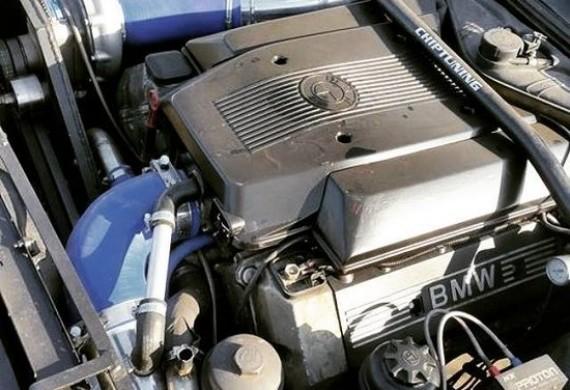 bmw e30 4.0 v8 kompresor nitro 500KM