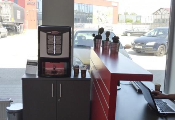 kawa dla naszych klientów :)