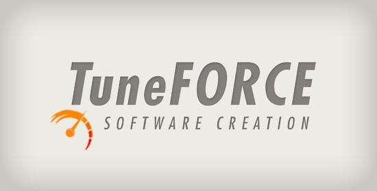 Logo firmy TuneFORCE