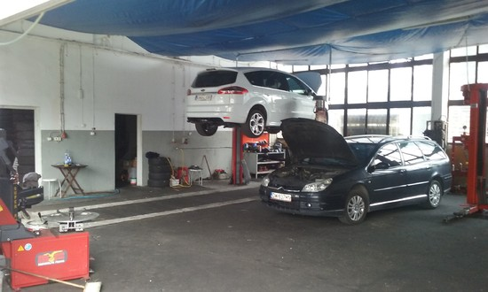 Serwis mechaniczny
