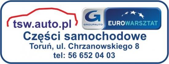 Sieć EuroWarsztat TSW Auto - Części Samochodowe Toruń