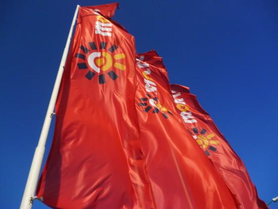 Flagi Motrio