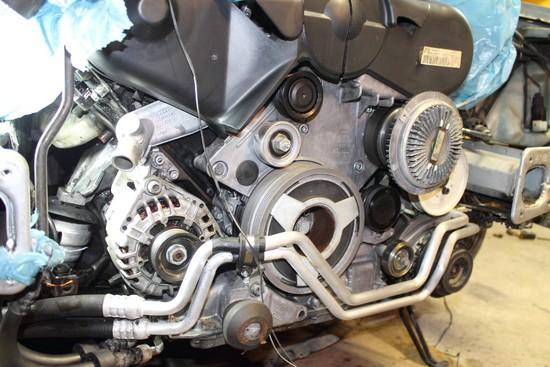 Przegląd 2.5 V6 24V TDI A6 C5