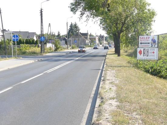 Dojazd od ulicy Armii Poznań