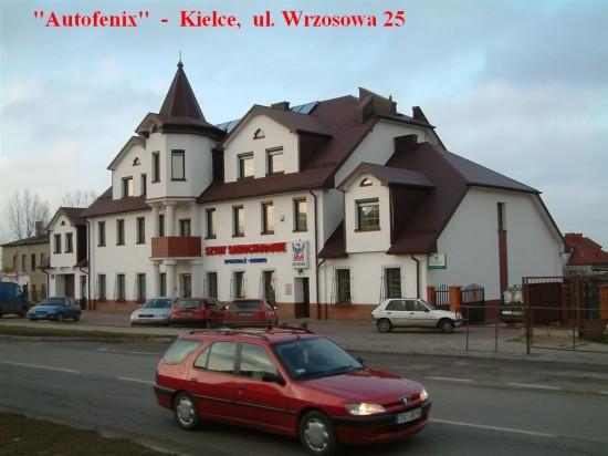 Autofenix - Kielce
