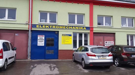 WARSZTAT elektromechaniki samochodowej