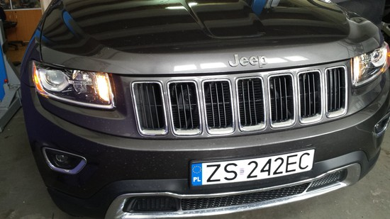 przeróbka lamp jeep amer na euro