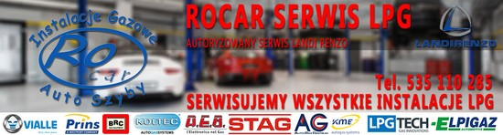 Rocar - Profesjonalny Serwis LPG