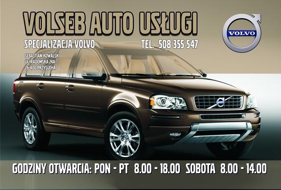 Specjalizacja Volvo