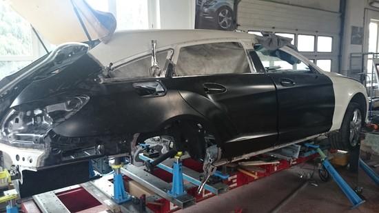 Rama Celette - system  wzornikowy  Mercedes-Benz