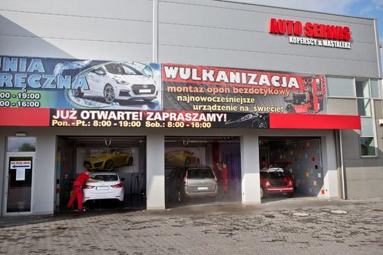 Auto Serwis Koperscy&Mastalerz- myjnia