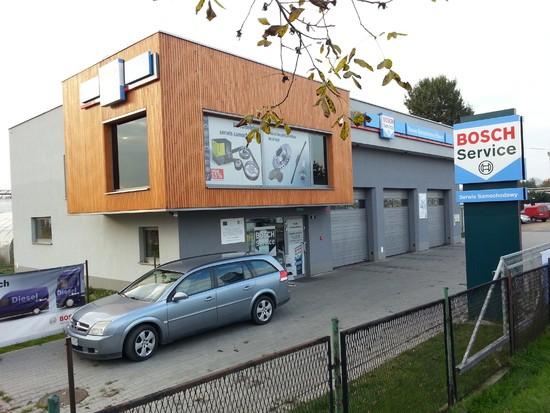 Budynek wejście