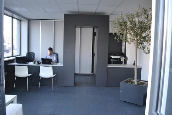 Biuro obsługi - serwis