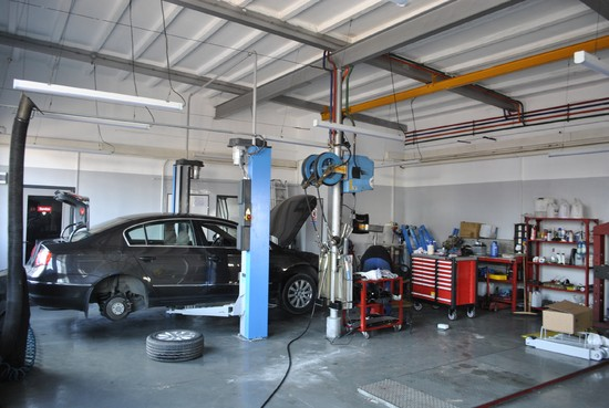 Warsztat mechaniczny