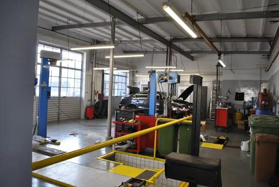 Warsztat mechaniczny 2