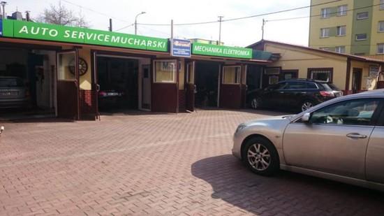 AUTO SERVICE MUCHARSKI Kielce