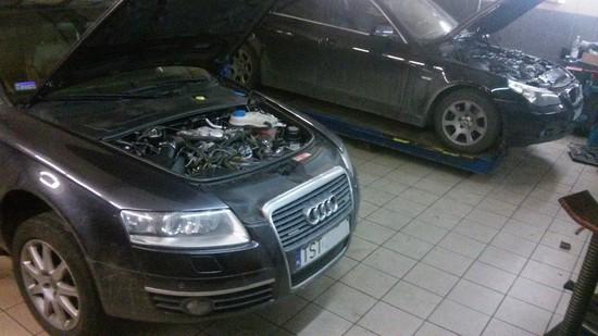 Diesel serwis Gliwice, Zabrze