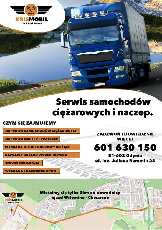 Mechanika samochodów ciężarowych
