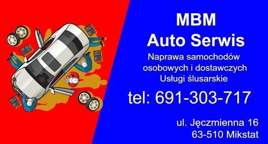 MBM Auto Serwis Mikstat