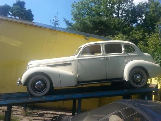 Buick z lat 30-tych