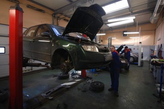 GAL-ZEKO Serwis Skoda VW Seat Audi