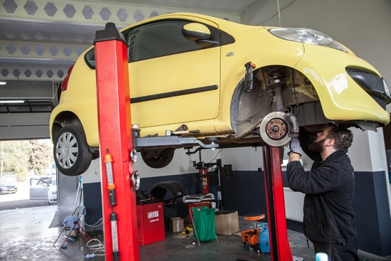 Mechanika samochodowa - pełny zakres
